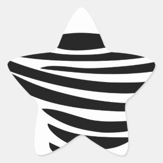 Sticker Étoile Tourbillon