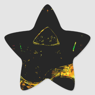 Sticker Étoile Tripy Jack