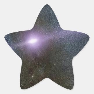 Sticker Étoile trou noir