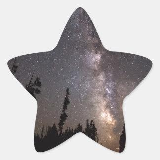 Sticker Étoile Une expérience céleste