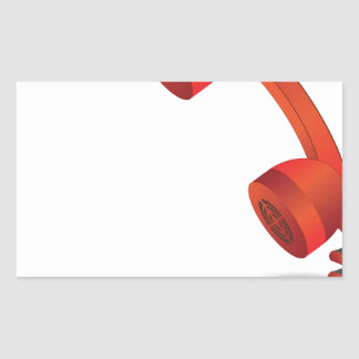 Sticker Rectangulaire 118Red le Rhône _rasterized