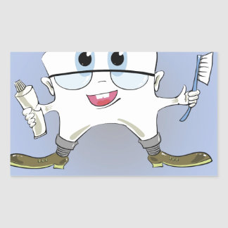 Sticker Rectangulaire 19tooth