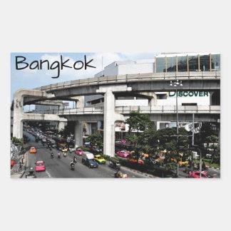 Sticker Rectangulaire Bangkok