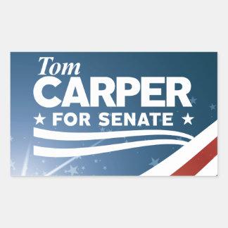 Sticker Rectangulaire Carper de Tom