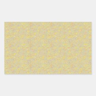 Sticker Rectangulaire Collection témoin de voleur de diamant de NOVINO