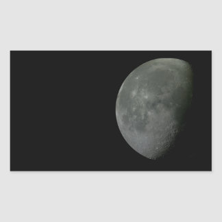 Sticker Rectangulaire Croissant de lune !