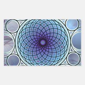 Sticker Rectangulaire Dreamcatcher