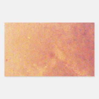 Sticker Rectangulaire Jupiter