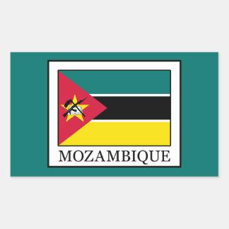 Sticker Rectangulaire La Mozambique