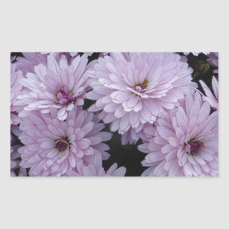 Sticker Rectangulaire Light Purple