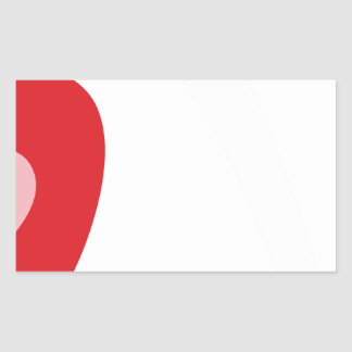 Sticker Rectangulaire teacher2