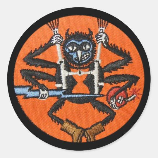 Sticker Rond 507th PIR