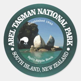 Sticker Rond Abel Tasman NP