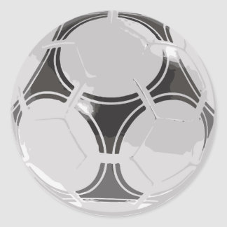 Sticker Rond Ballon de football 1982 de coupe du monde