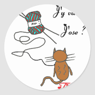Sticker Rond CHAT TRICOT.png