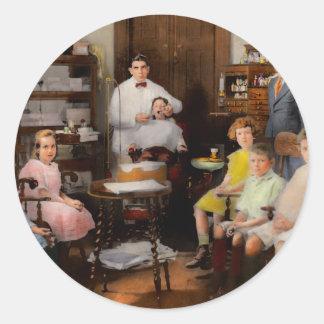 Sticker Rond Dentiste - la pratique en matière 1921 de famille