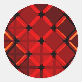 Sticker Rond diamant 01