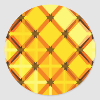 Sticker Rond diamant 02