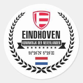 Sticker Rond Eindhoven
