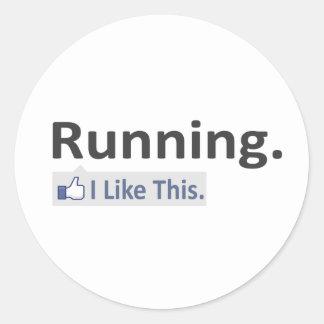 Sticker Rond Fonctionnement… j'aime ceci