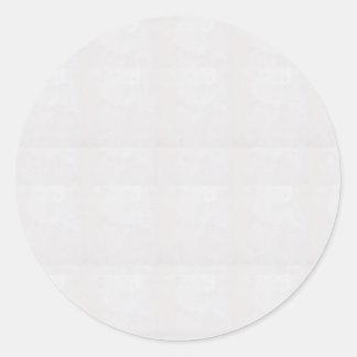 Sticker Rond FRONTIÈRE d'autocollants de KOOLshade - Noël de