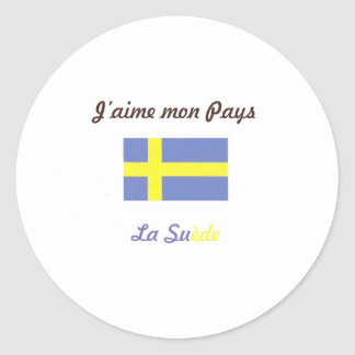 Sticker Rond J'aime la Suède.jpg