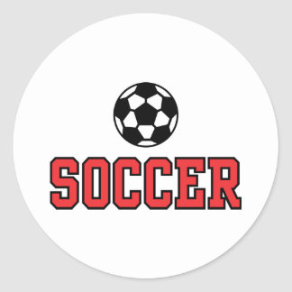 Sticker Rond Le football N Ball12