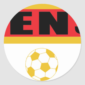 Sticker Rond Lens football Pas-de-Calais