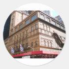 Sticker Rond NYC Carnegie Hall