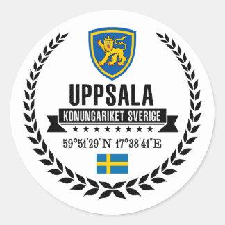 Sticker Rond Upsal