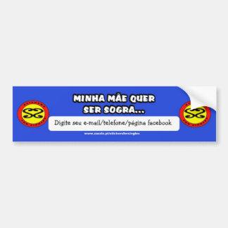 Sticker sera Singles - Il fasse de nouvelles amiti Adhésifs Pour Voiture