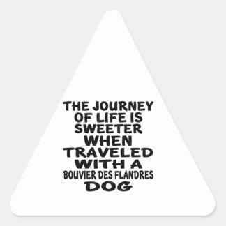 STICKER TRIANGULAIRE