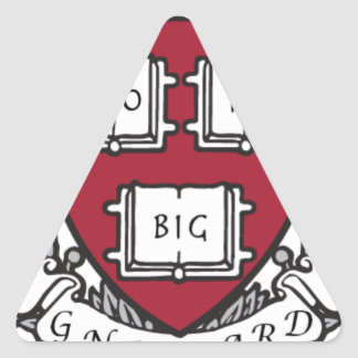Sticker Triangulaire Bouclier de Gnarvard