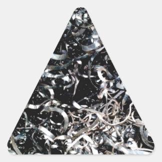 Sticker Triangulaire classement fin de fils