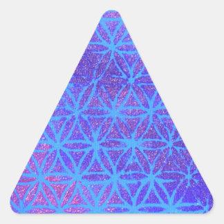 Sticker Triangulaire Dissolvez