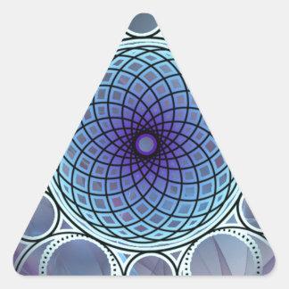 Sticker Triangulaire Dreamcatcher