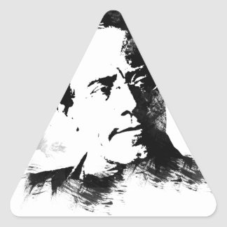Sticker Triangulaire Gustav Mahler