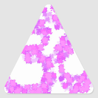 Sticker Triangulaire hindu2