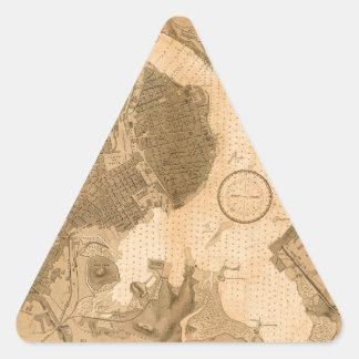 Sticker Triangulaire La Havane 1879