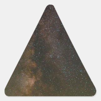 Sticker Triangulaire La manière laiteuse