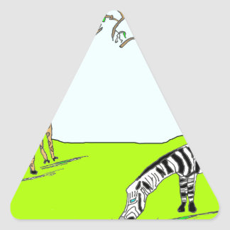 STICKER TRIANGULAIRE LA SAVANE 1.PNG