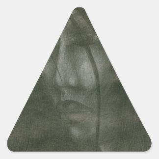 Sticker Triangulaire Nostalgie