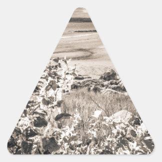 Sticker Triangulaire Phare de point de Sandy