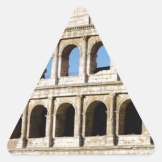 Sticker Triangulaire pile sur les voûtes