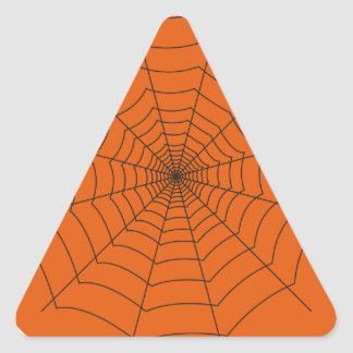 Sticker Triangulaire spider