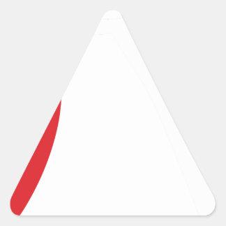 Sticker Triangulaire teacher2