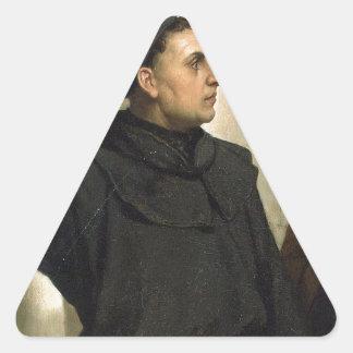 Sticker Triangulaire Thèse de Martin Luther 95