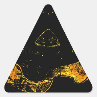 Sticker Triangulaire Tripy Jack