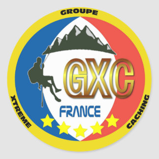 Stickers GXC Autocollants