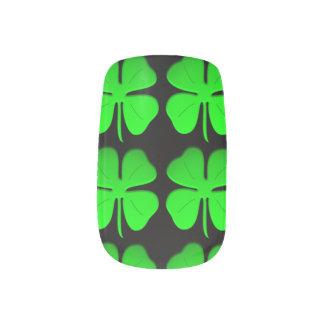 Stickers Pour Ongles Art de clou de Minx de #4leafclover